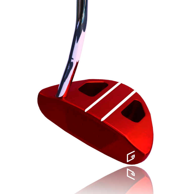 Pendragon-LT-LH-Red-Mallet-Putter-Colored-Line-White-reflet-1000