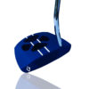 Uther-Dark-Blue-Mallet-Putter-Colored-Lines-White